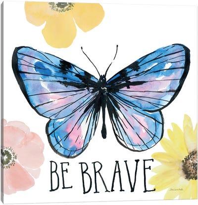 Beautiful Butterfly IV Canvas Art Print