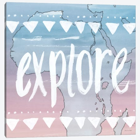 Explore 3-Piece Canvas #WAC5662} by Sara Zieve Miller Canvas Wall Art
