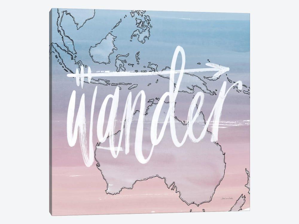 Wander by Sara Zieve Miller 1-piece Canvas Artwork