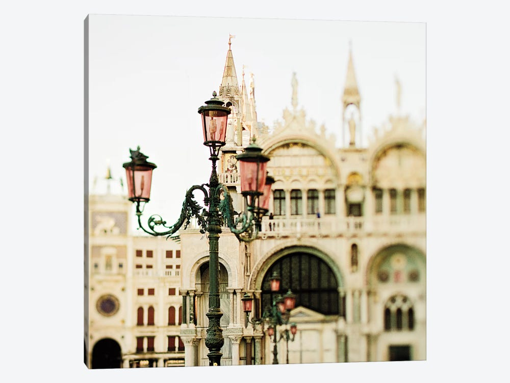 A Venetian Concerto 1-piece Canvas Art