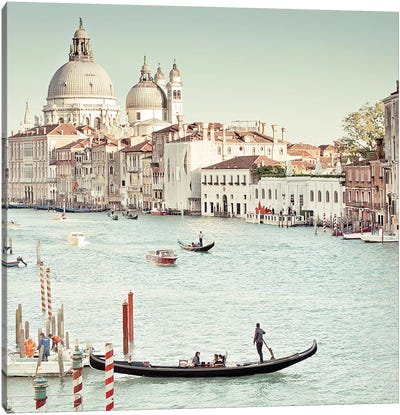 Grand Canal Canvas Art Print