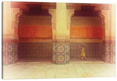 Palace Walk Canvas Art Print