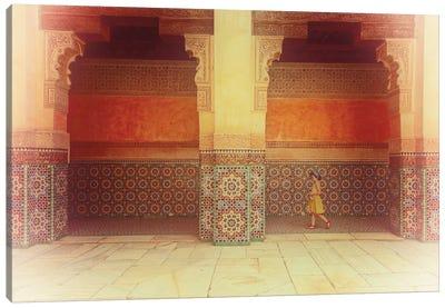 Palace Walk Canvas Art Print