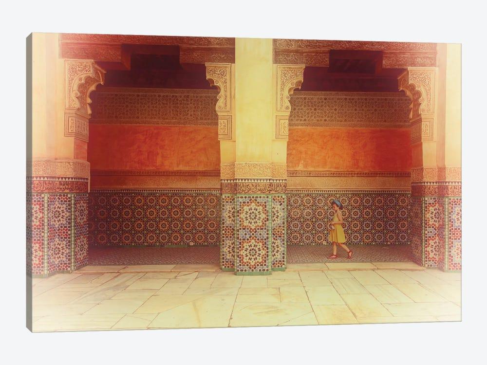 Palace Walk by Keri Bevan 1-piece Art Print