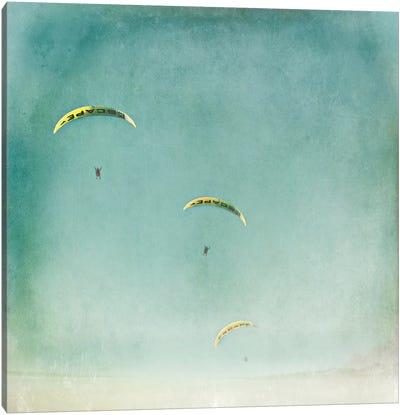 The Escape Canvas Art Print