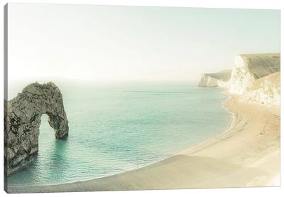 The Jurassic Coast Canvas Print #WAC5682