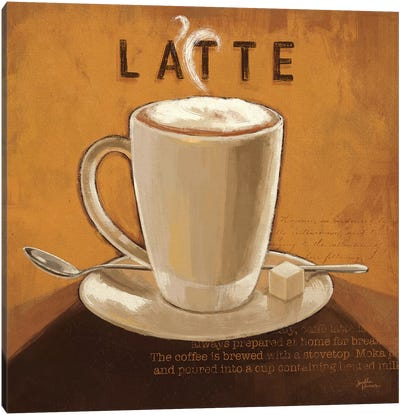 Coffee And Co. IV Canvas Art Print