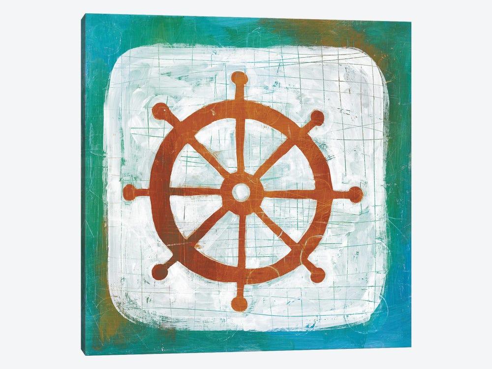 Ahoy IV by Melissa Averinos 1-piece Canvas Art Print