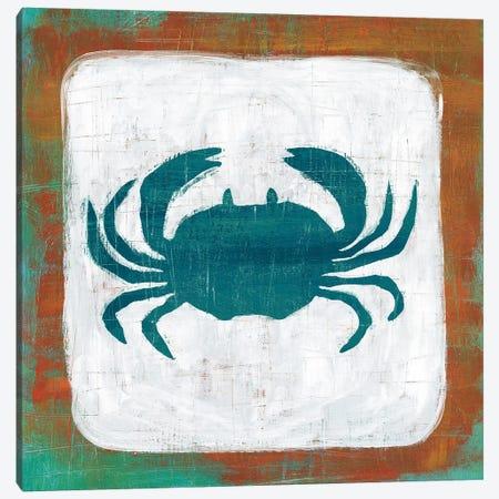 Ahoy V Canvas Print #WAC5699} by Melissa Averinos Art Print