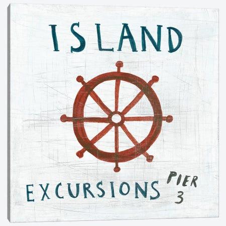 Ahoy VIII Canvas Print #WAC5702} by Melissa Averinos Art Print