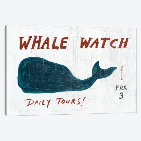 Ahoy XI Canvas Print #WAC5705} by Melissa Averinos Canvas Artwork