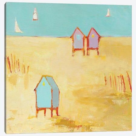 Cabanas Canvas Print #WAC5717} by Phyllis Adams Canvas Print