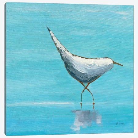 Egret I Canvas Print #WAC5719} by Phyllis Adams Canvas Art