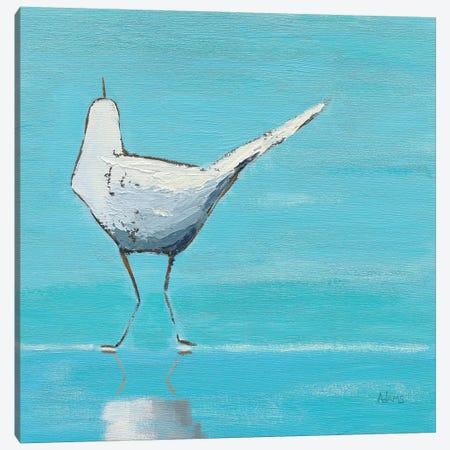 Egret II Canvas Print #WAC5720} by Phyllis Adams Canvas Art Print