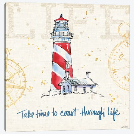 Coastal Life VI 3-Piece Canvas #WAC5733} by Anne Tavoletti Canvas Wall Art