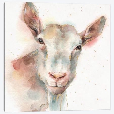 Farm Friends I Canvas Print #WAC5734} by Lisa Audit Art Print