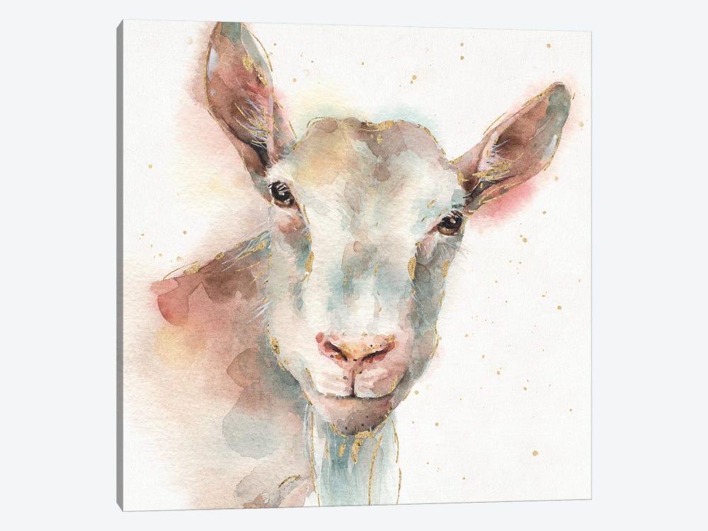 Farm Friends I by Lisa Audit 1-piece Canvas Art