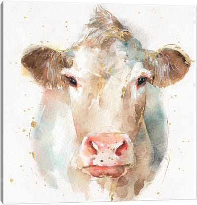 Farm Friends II Canvas Art Print