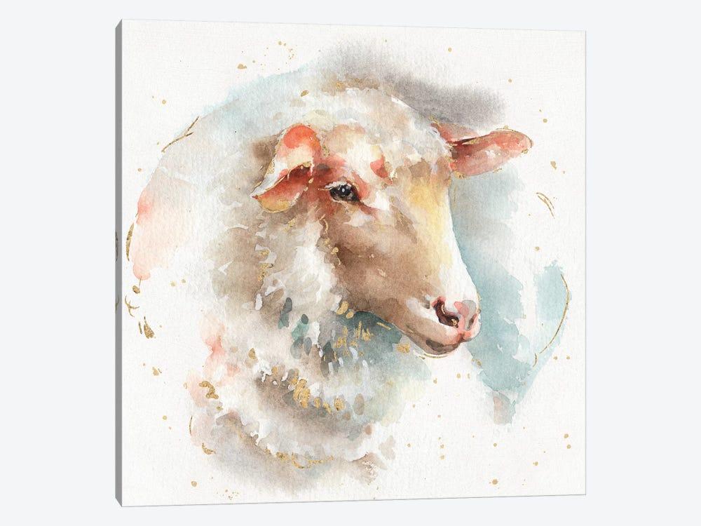 Farm Friends IV by Lisa Audit 1-piece Art Print