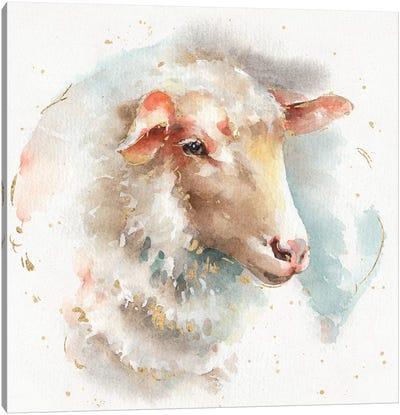 Farm Friends IV Canvas Art Print