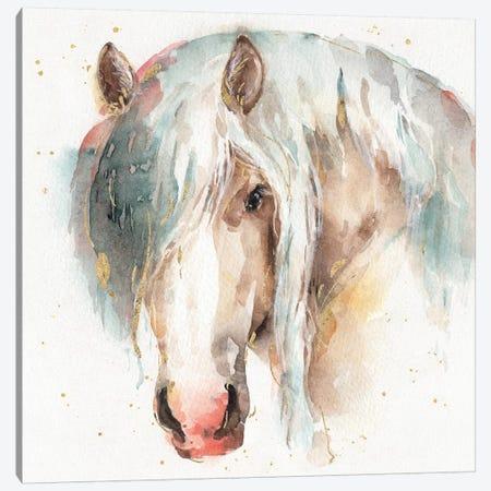 Farm Friends VI Canvas Print #WAC5739} by Lisa Audit Canvas Art