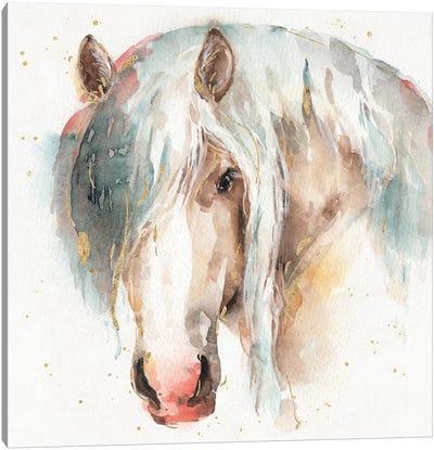 Farm Friends VI Canvas Art Print