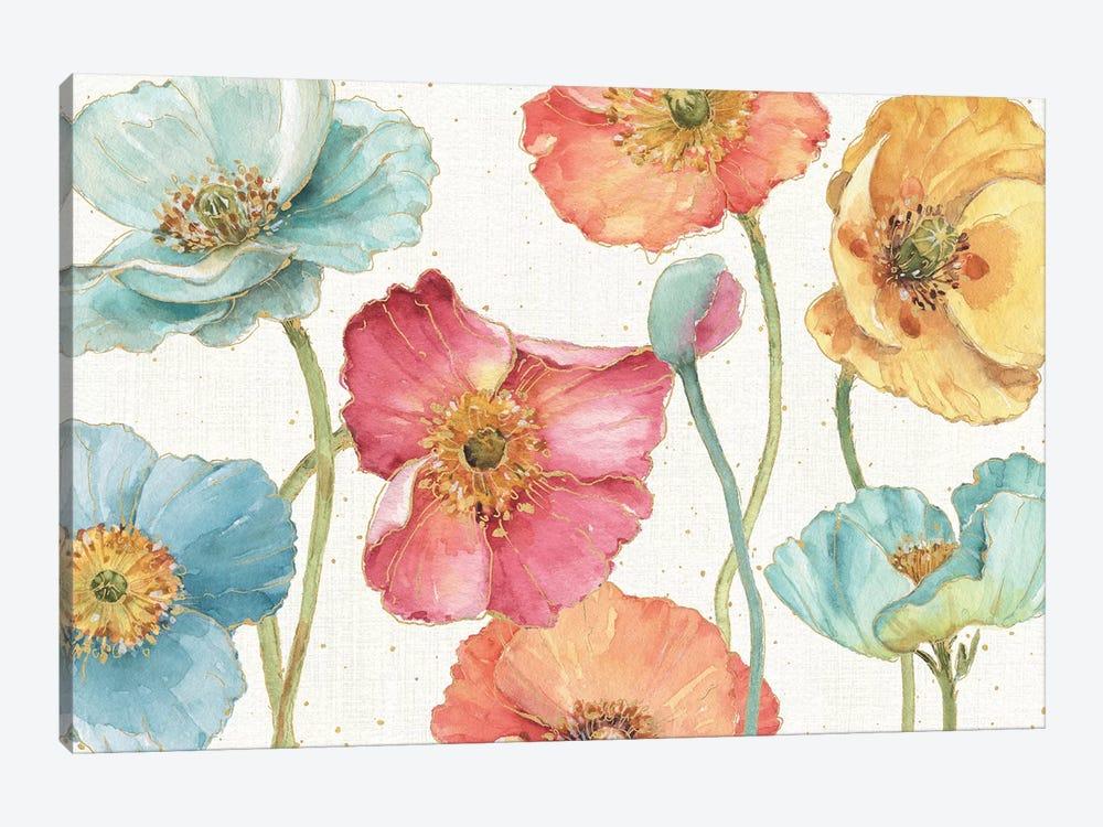 Spring Softies I Canvas Art Print By Lisa Audit Icanvas