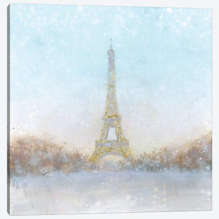 An Eiffel Romance Awaits Canvas Print #WAC5741} by Marco Fabiano Canvas Art Print
