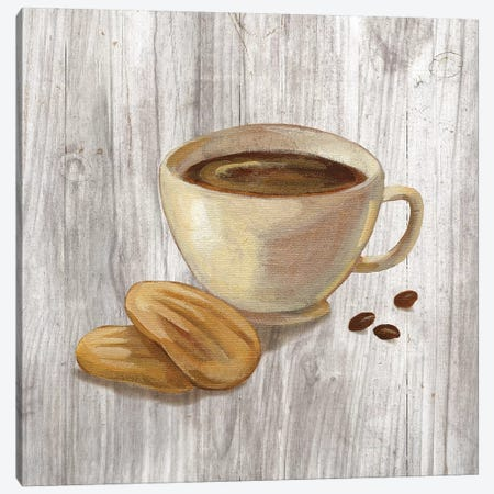 Coffee Time II Canvas Print #WAC5744} by Silvia Vassileva Canvas Art