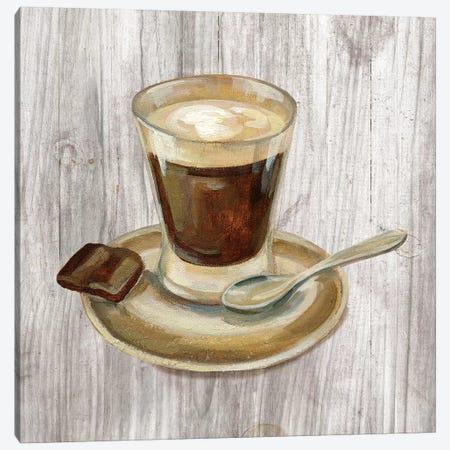 Coffee Time III Canvas Print #WAC5745} by Silvia Vassileva Canvas Artwork