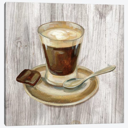 Coffee Time III Canvas Print #WAC5745} by Silvia Vassileva Canvas Artwork