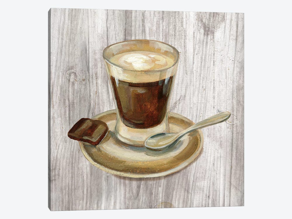 Coffee Time III 1-piece Canvas Artwork