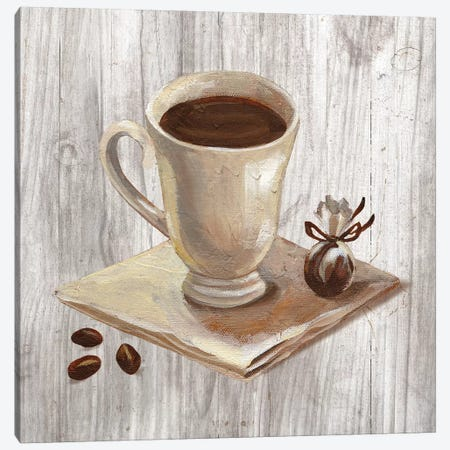Coffee Time IV Canvas Print #WAC5746} by Silvia Vassileva Canvas Wall Art
