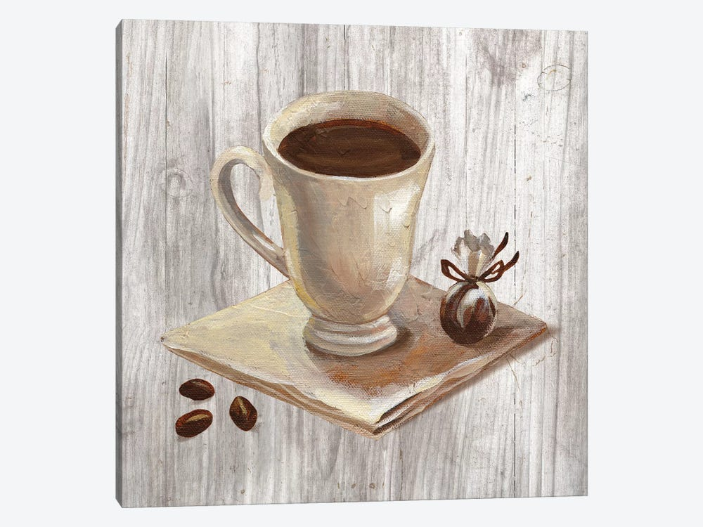 Coffee Time IV by Silvia Vassileva 1-piece Art Print