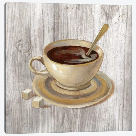 Coffee Time VI Canvas Print #WAC5747} by Silvia Vassileva Canvas Artwork