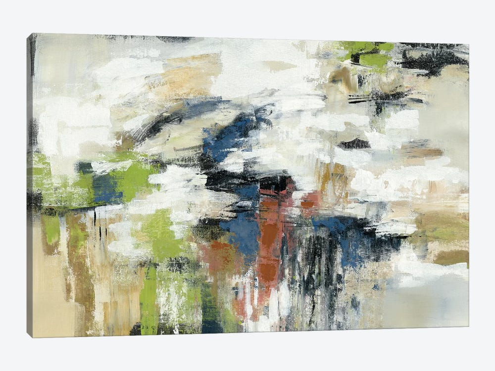 Highline View by Silvia Vassileva 1-piece Canvas Art