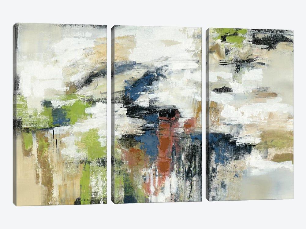 Highline View by Silvia Vassileva 3-piece Canvas Art