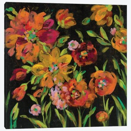 July Garden Trio III Canvas Print #WAC5756} by Silvia Vassileva Canvas Art Print