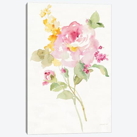 Midsummer I Canvas Print #WAC5765} by Danhui Nai Canvas Art
