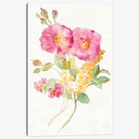 Midsummer II Canvas Print #WAC5766} by Danhui Nai Canvas Artwork