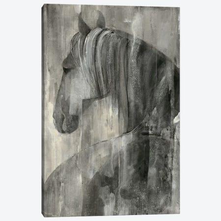 Glance Greige Canvas Print #WAC5775} by Albena Hristova Canvas Print