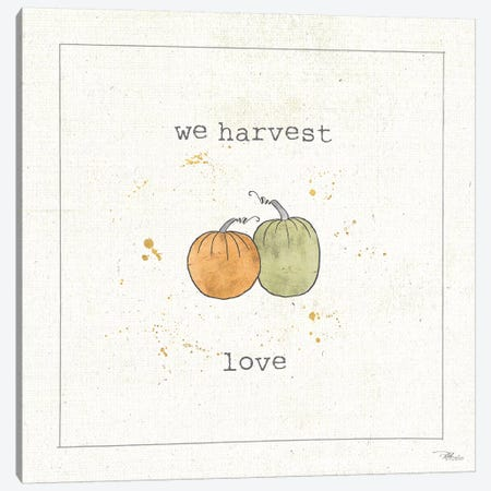 Harvest Cuties I Canvas Print #WAC5779} by Pela Studio Canvas Artwork