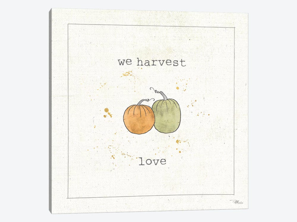Harvest Cuties I 1-piece Art Print
