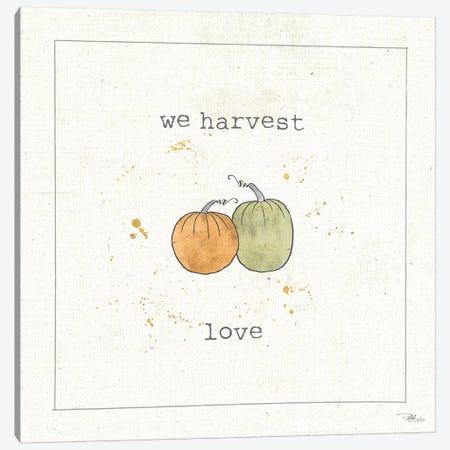 Harvest Cuties I Canvas Print #WAC5779} by Pela Studio Canvas Artwork