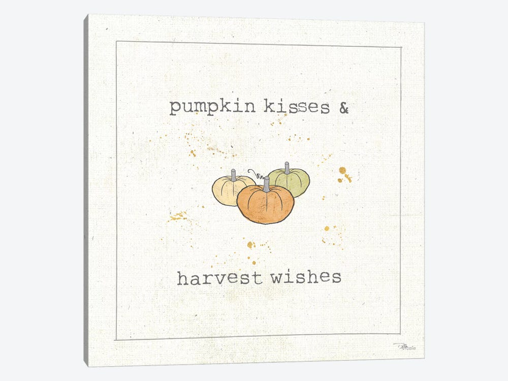 Harvest Cuties III by Pela Studio 1-piece Canvas Wall Art