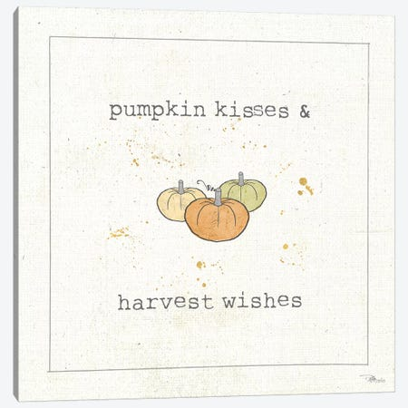 Harvest Cuties III Canvas Print #WAC5781} by Pela Studio Canvas Print