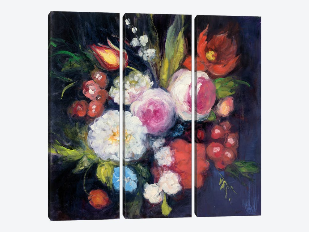For Eliza by Julia Purinton 3-piece Canvas Wall Art
