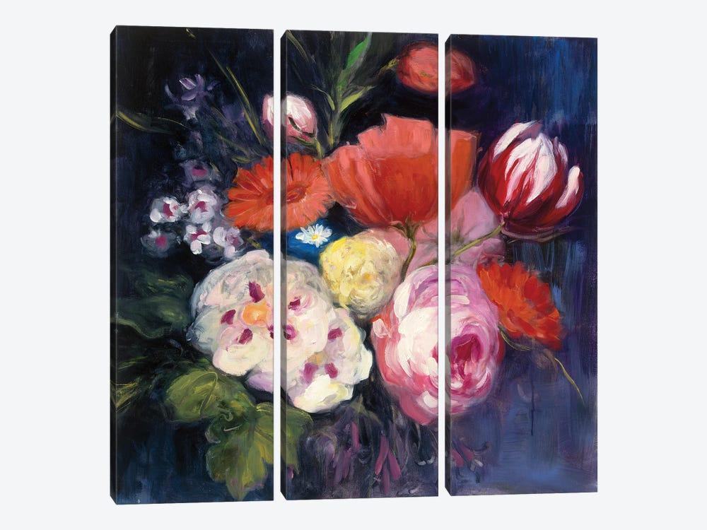 Fresh Cut by Julia Purinton 3-piece Canvas Print
