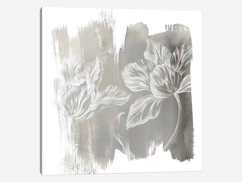 Neutral Water Wash II by Sue Schlabach 1-piece Canvas Art Print