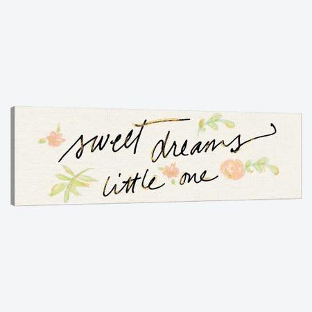 Sweet Dreams Little One Canvas Print #WAC5809} by Sue Schlabach Canvas Art
